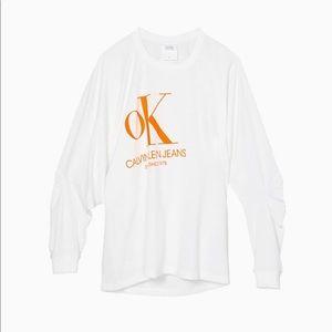 Est. 1978 Ok Logo Rebalanced Long Sleeve